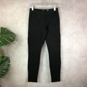 J. Crew Dark Gray Pixie Skinny Pants Leggings